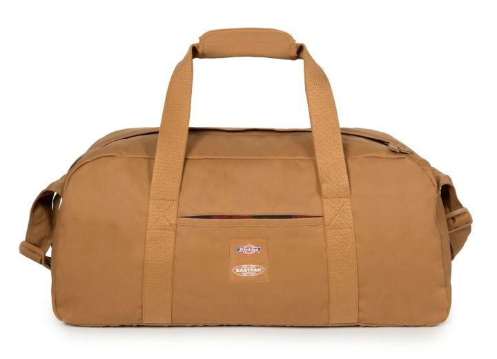 Eastpak Stand + Duffel Travel Bag, 34L Dickies Brown Duck