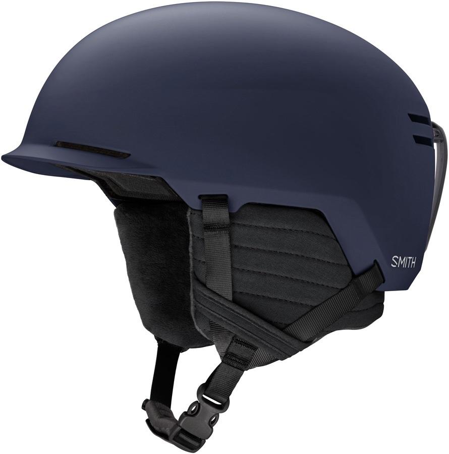 Smith Scout Snowboard/Ski Helmet, M Matte Ink 2020