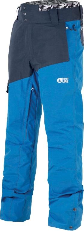 Picture Panel Ski/Snowboard Pants, M Blue 2020