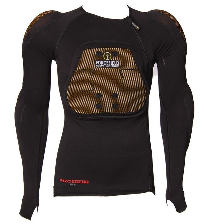 Forcefield Pro Shirt X-V 2 Body Armour With Back Insert, M
