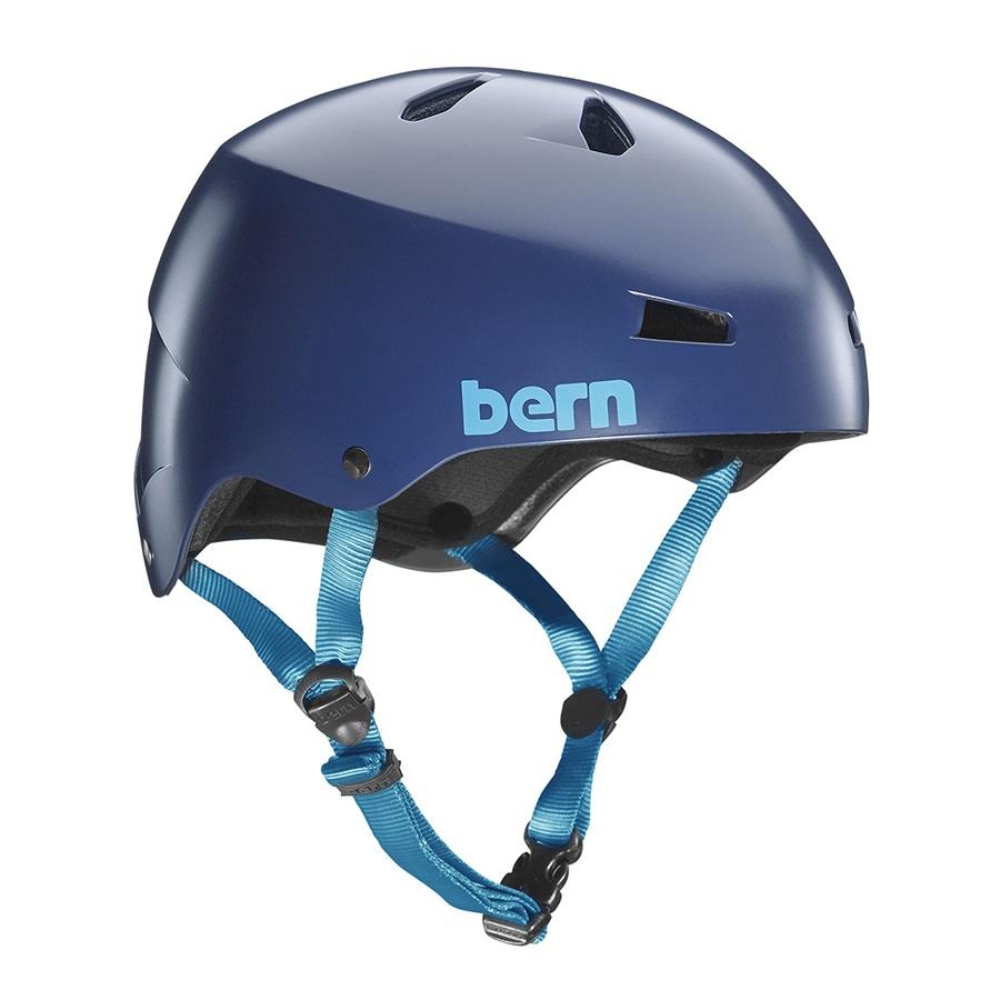 Bern Macon H2O Watersports Helmet, S Navy Blue