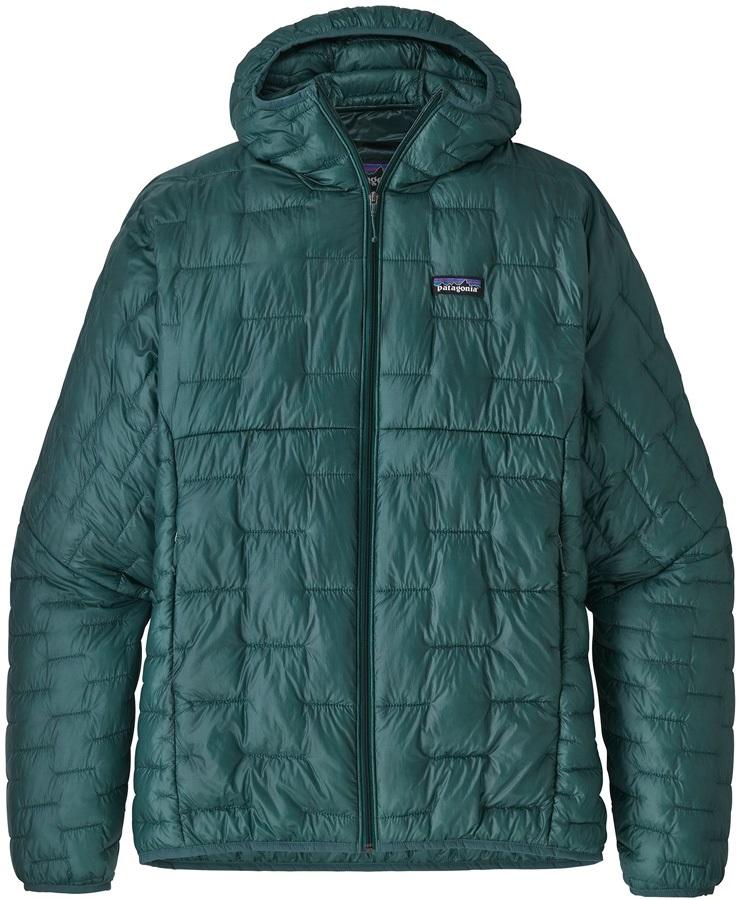 Patagonia Micro Puff Hoody Insulated Jacket, M Tasmanian Teal
