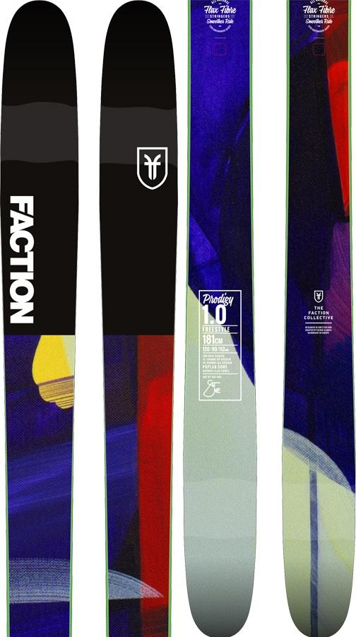 Faction Prodigy 1.0 Skis, 158cm 2019