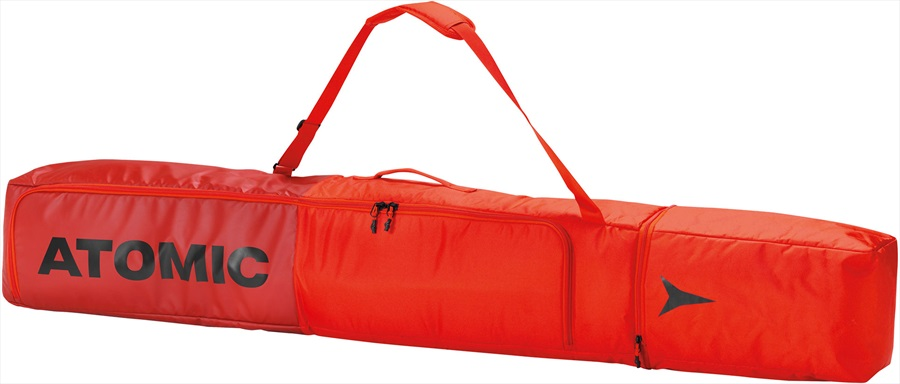 Atomic Double Ski Bag Ski Bag, 205cm Red/Bright Red