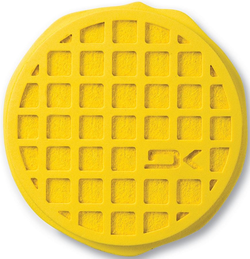 Dakine Waffle Snowboard Stomp Pad Traction Mat, Yellow