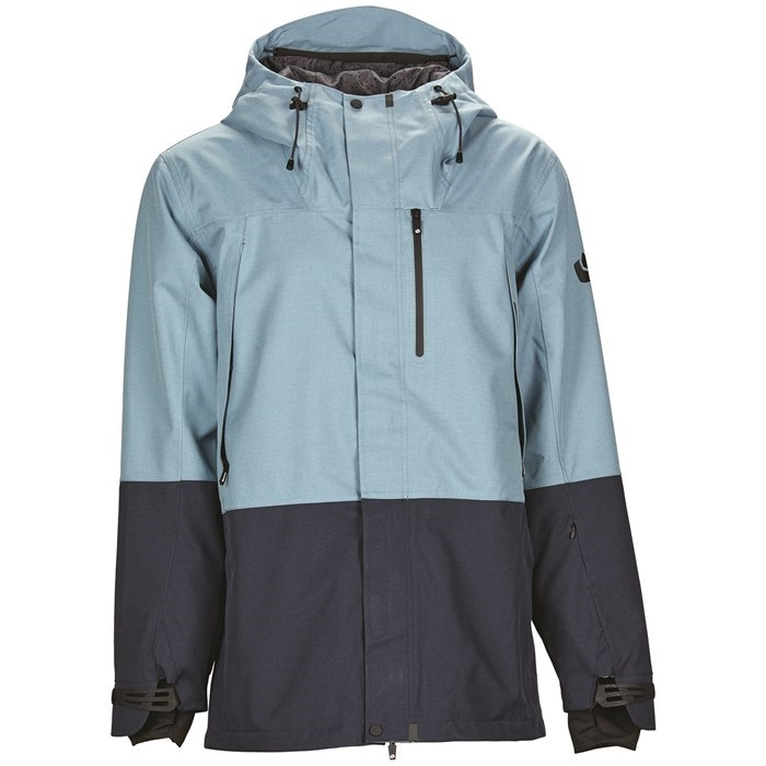 Bonfire Control Stretch Men's Ski/Snowboard Jacket, S Indigo/Slate