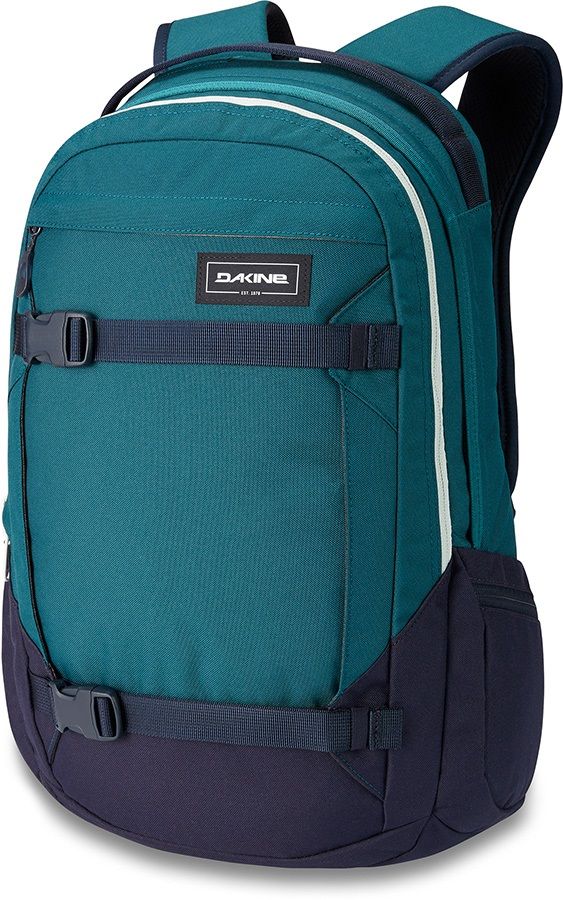 Dakine Mission Women's Ski/Snowboard Backpack, 25L Deep Teal