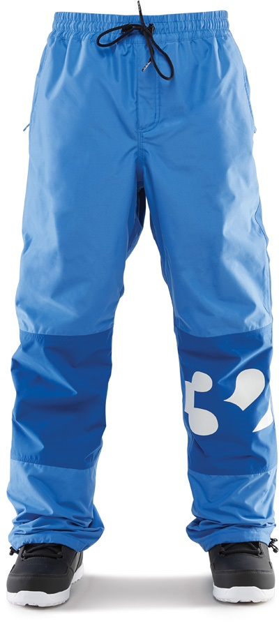 thirtytwo Sweeper Snowboard/Ski Pants, L Blue