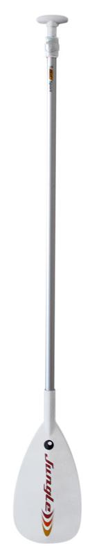 Bic Surf Adjustable SUP Paddle, Silver