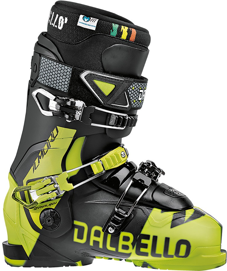 Dalbello IL Moro I.D. Ski Boots, 28.5 2019