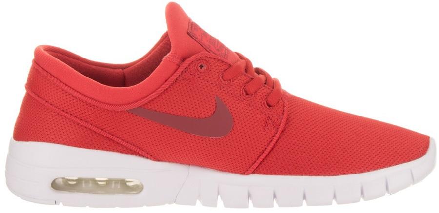 Nike SB Stefan Janoski Max Women's/Kid's Skate Shoes UK 4 Red/White