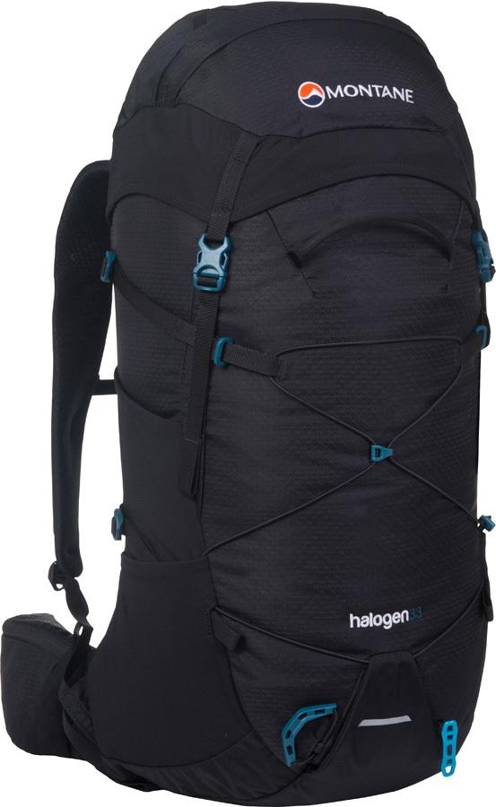 Montane Halogen Mountain Climbing Backpack, 33L S/M Black