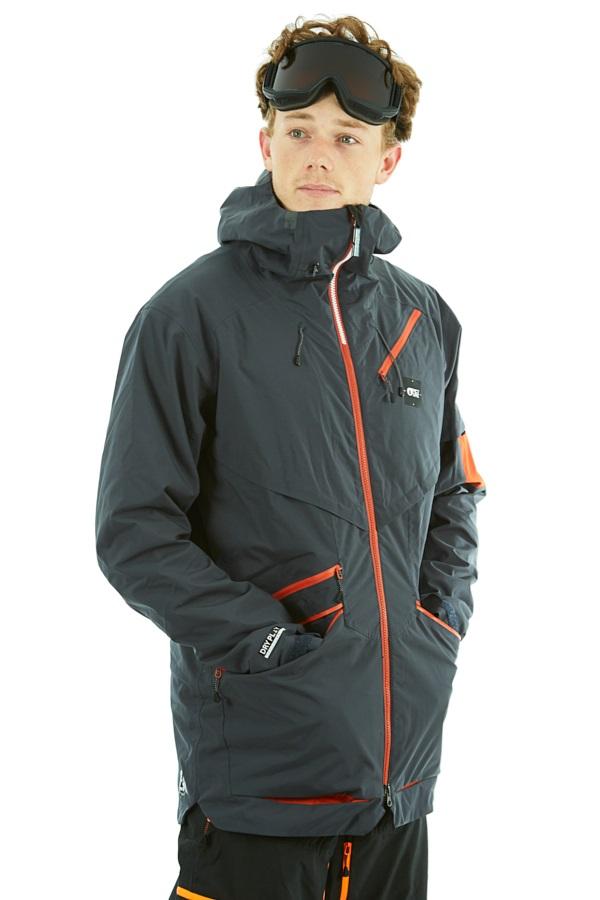 Picture Zephir Ski/Snowboard Jacket, L Dark Blue