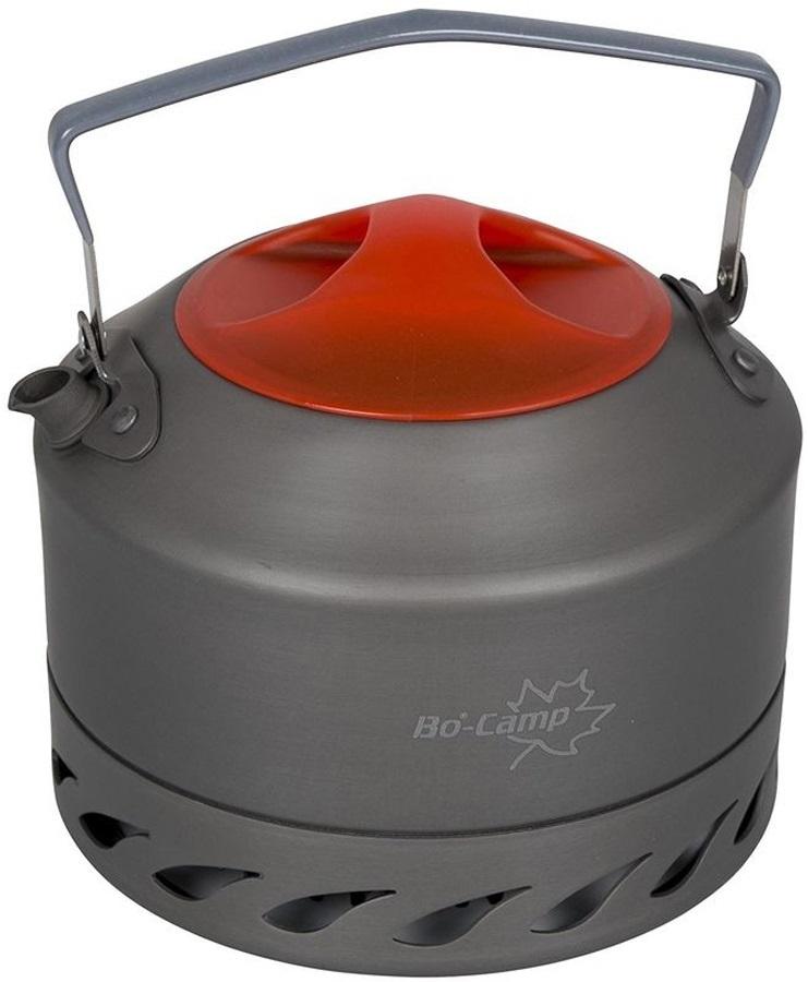 Bo-Camp Energizer Tea Kettle Fast Boil Camping Teapot, 900ml