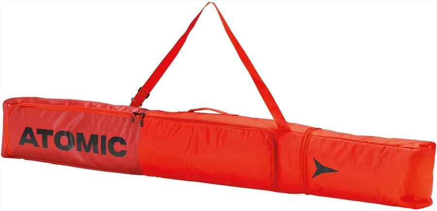 Atomic Single Ski Bag, 205cm Red/Bright Red