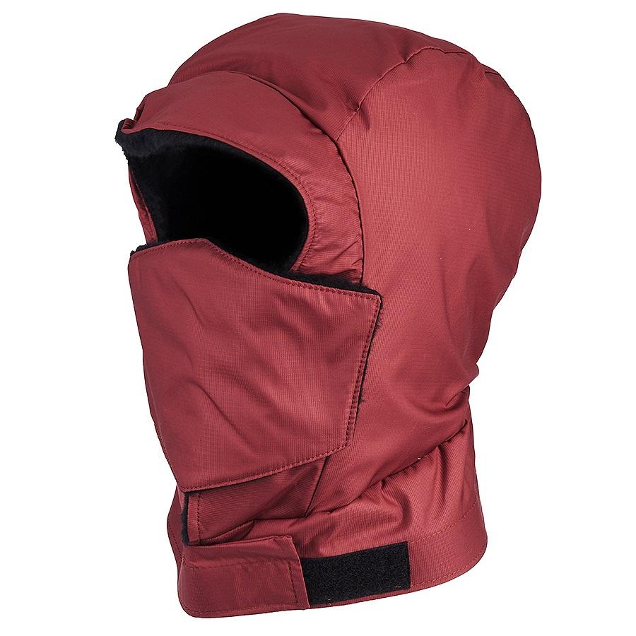 Buffalo Adult Unisex DP Hood Shirt and Jacket Accessory, S Deep Russet