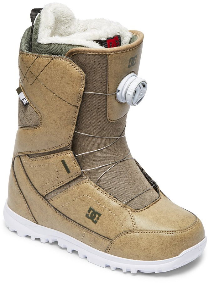 DC Search Womens Boa Snowboard Boots, UK 4 Incense 2019
