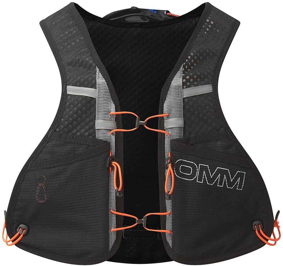 OMM TrailFire Running/Hydration Vest, Black