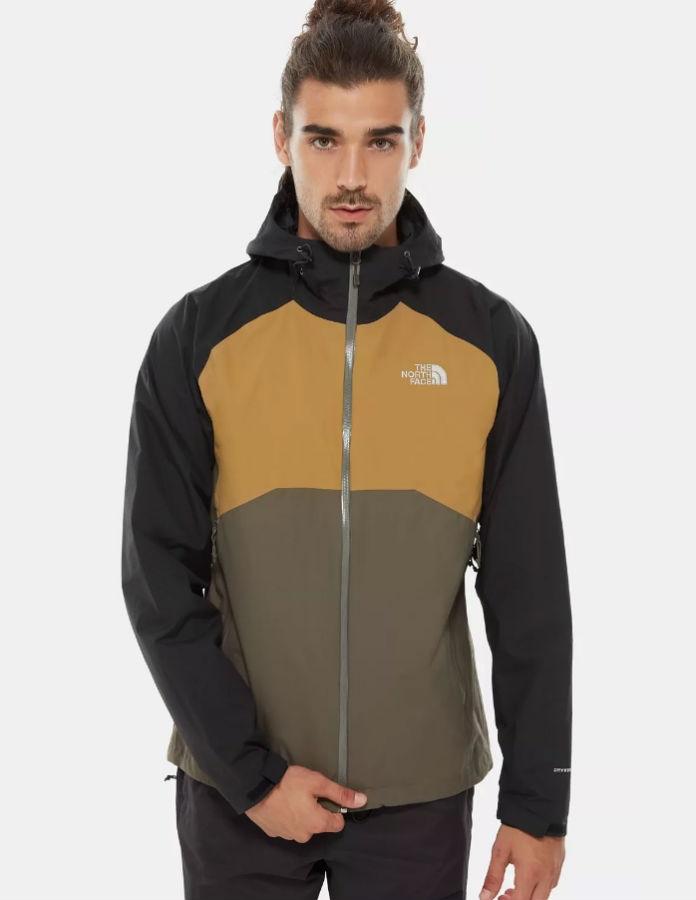 suche nach original heißer verkauf authentisch suche nach authentisch The North Face Stratos Jacket Men's Waterproof Rain Shell, M ...