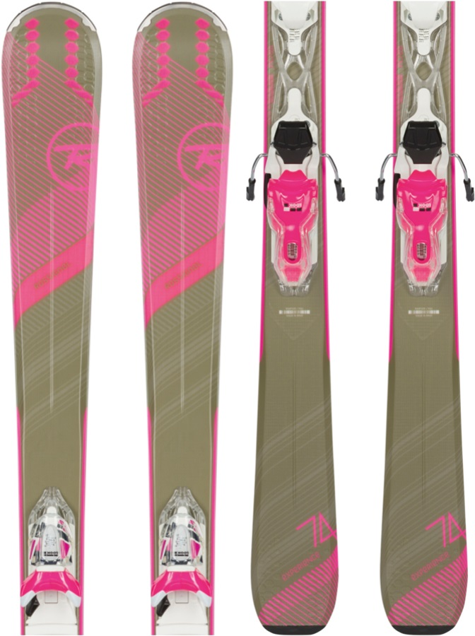 Rossignol Experience 74 W Women's Skis, 168cm 2019