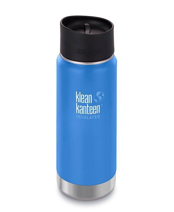 Klean Kanteen Vacuum Flask Insulated Wide Water Bottle, 473ml