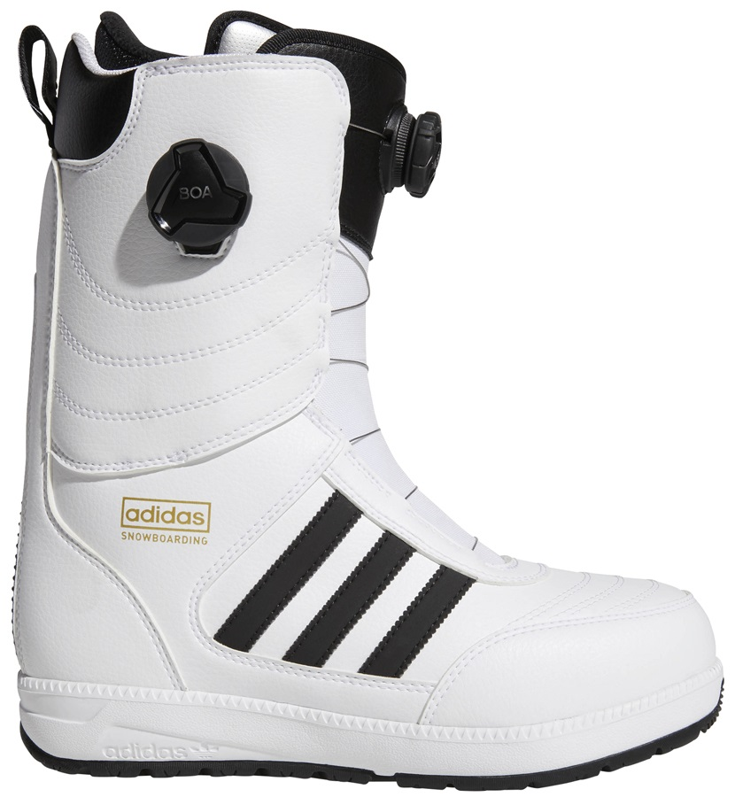 Adidas Snowboarding Boot Blue Velt Size