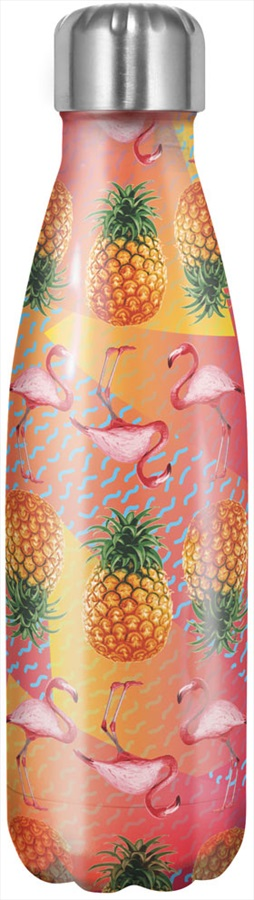 Myga Stainless Steel Water Bottle, 500ml Tropical