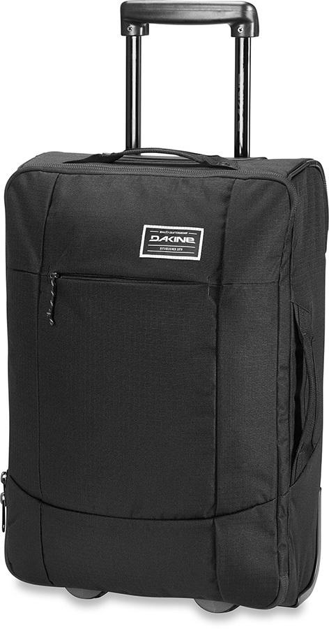 Dakine Carry On EQ Roller Wheeled Bag/Suitcase, 40L Black