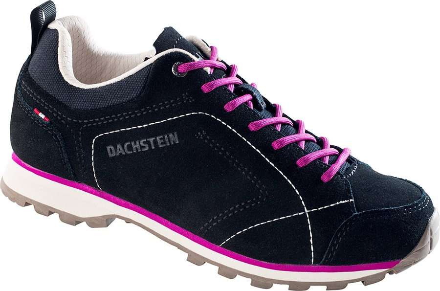 Dachstein Skywalk Women's Walking Shoes, UK 6.5 Black/Fuschia
