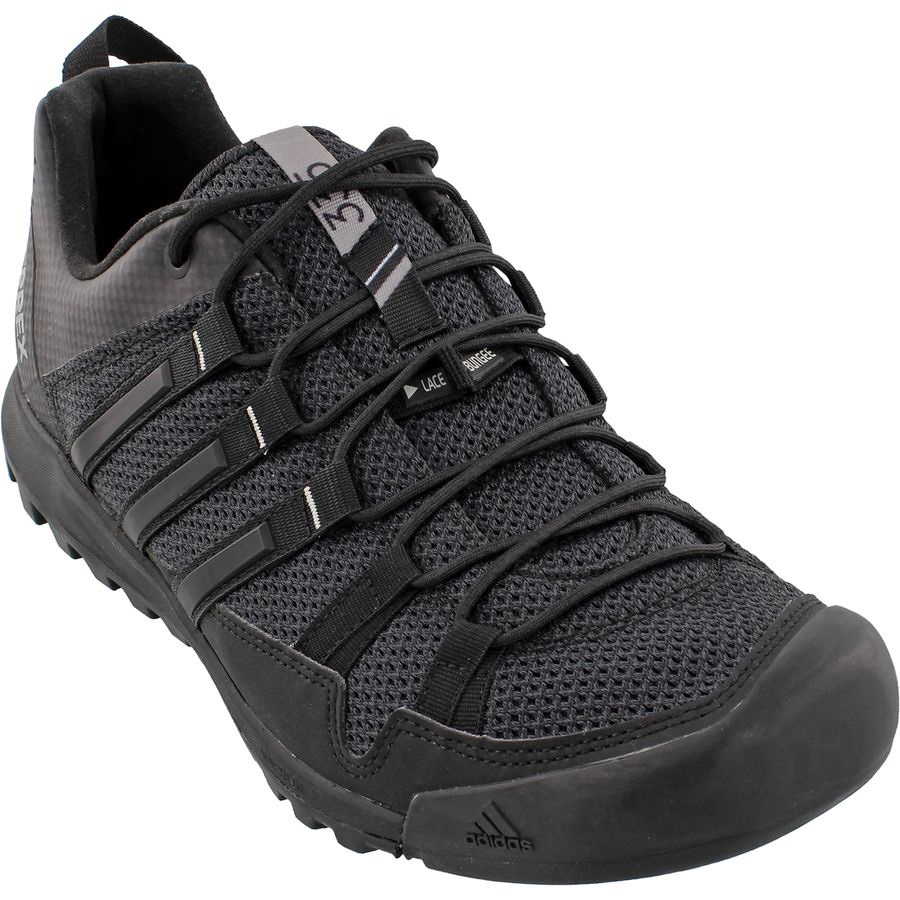 design de qualité ec6ad 311aa Adidas Terrex Solo Approach/Walking Shoes, UK 7 Dark Grey Charcoal
