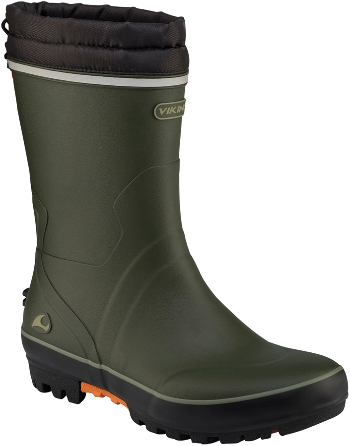 Viking Terrain II Wellington Boots Men's Wellies, UK 8 Green