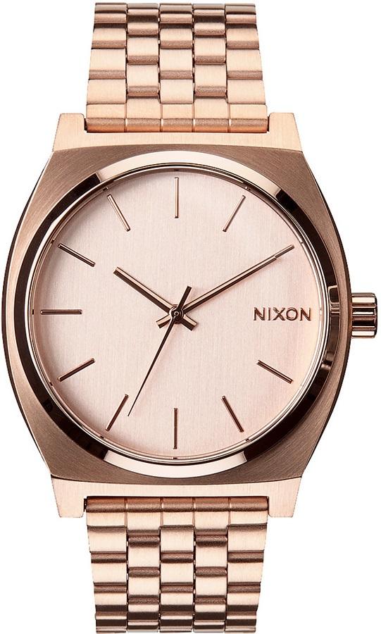 Nixon Time Teller Men's Watch All Rose Gold