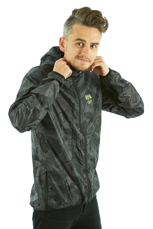 Colour Wear Vent Men's Windproof Jacket, S Blackwood