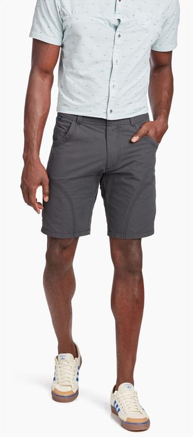"Kuhl Ramblr Climbing/Hiking Shorts, 32"" Ink Black"