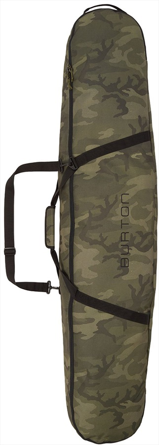 Burton Space Sack Snowboard Bag, 156cm Worn Camo Print