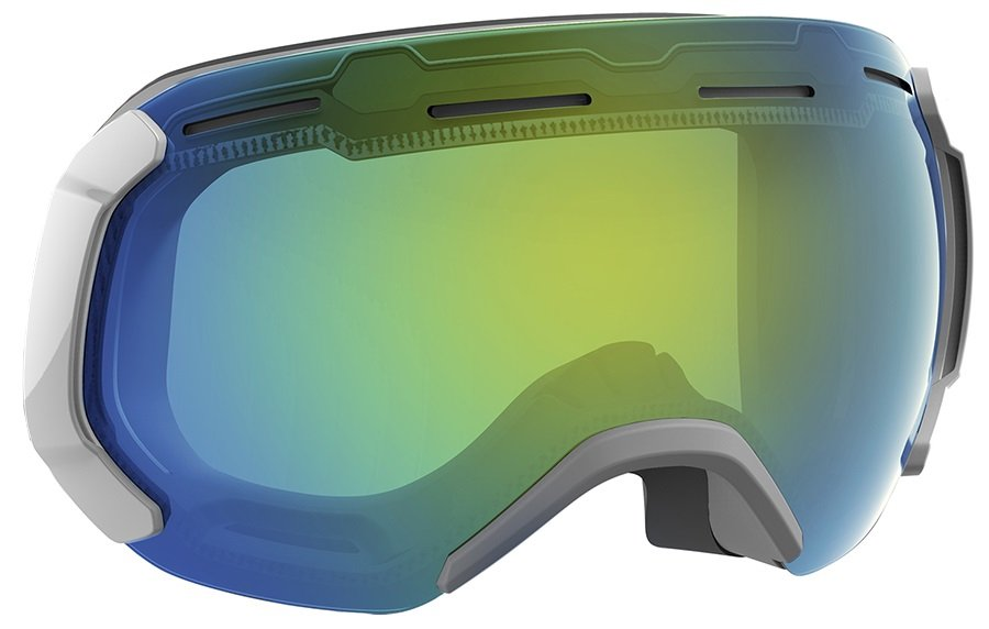 Bern Monroe Ski/Snowboard Goggles Spare Lens, One Size, Yellow/Blue