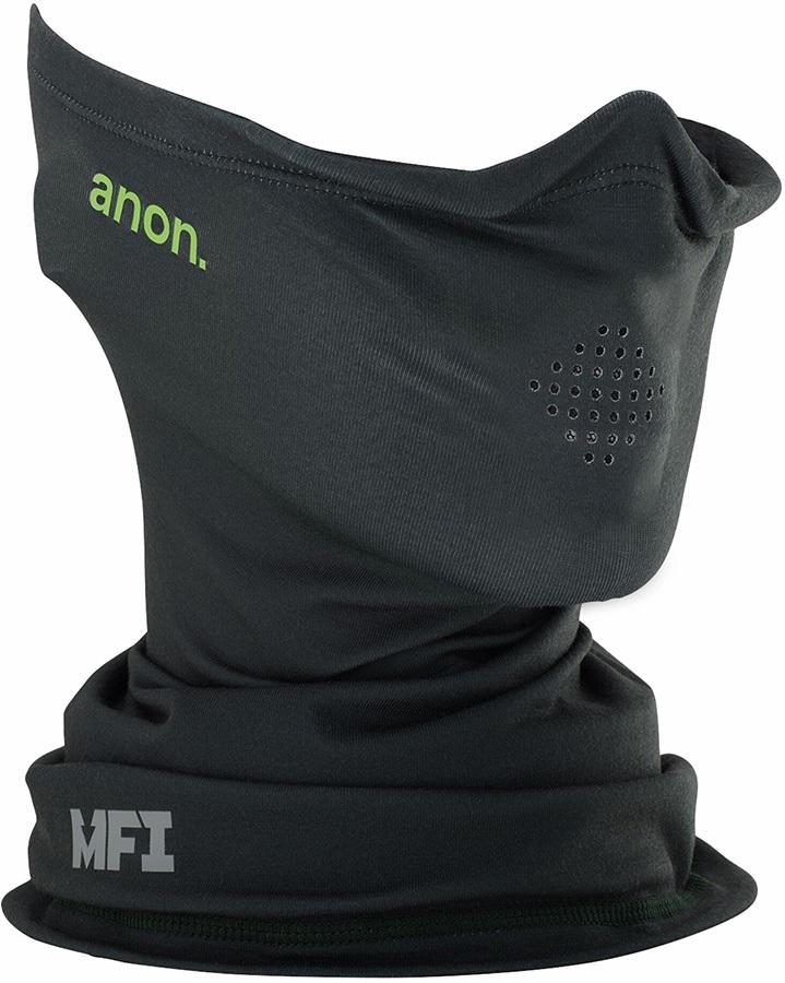 Anon Light-Weight Neckwarmer MFI Facemask, Grey Pop