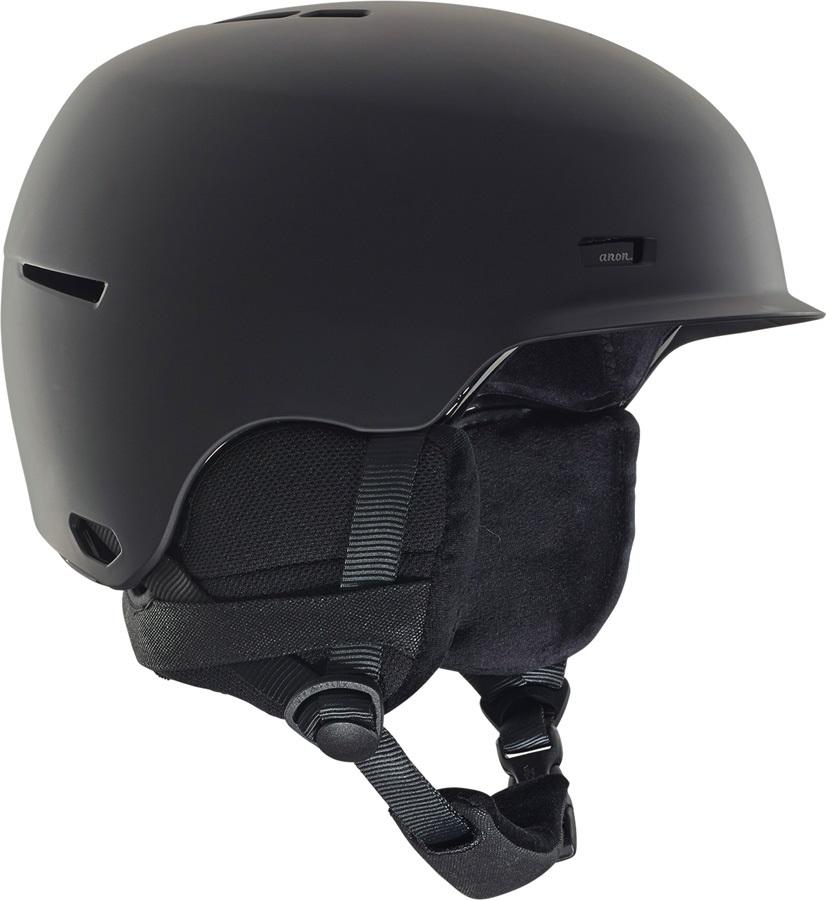 Anon Adult Unisex Highwire Ski/Snowboard Helmet, S Black