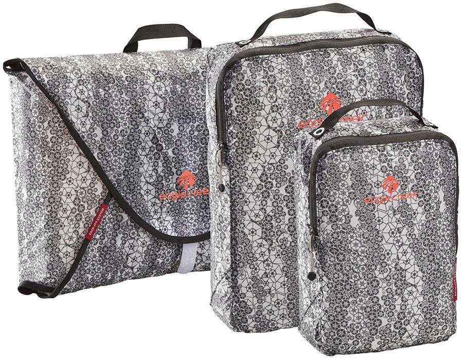 Eagle Creek Pack-It Specter Starter Set Bag - 3 Pieces, Hexagami