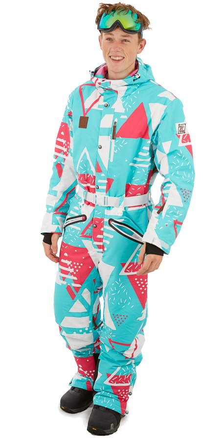 OOSC Snow Suit Snowboard/Ski One Piece, S Every Day Is A Saturday