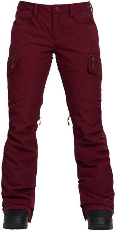 Burton Gloria Women's Ski/Snowboard Pants, XS Port Royal