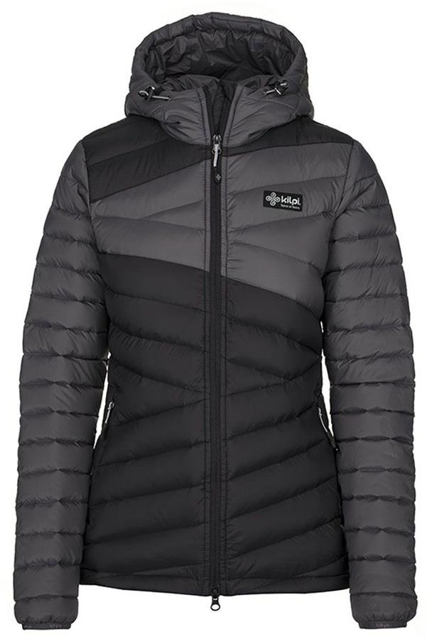 Kilpi Svalbard Women's Insulated Down Jacket, UK 14 Black