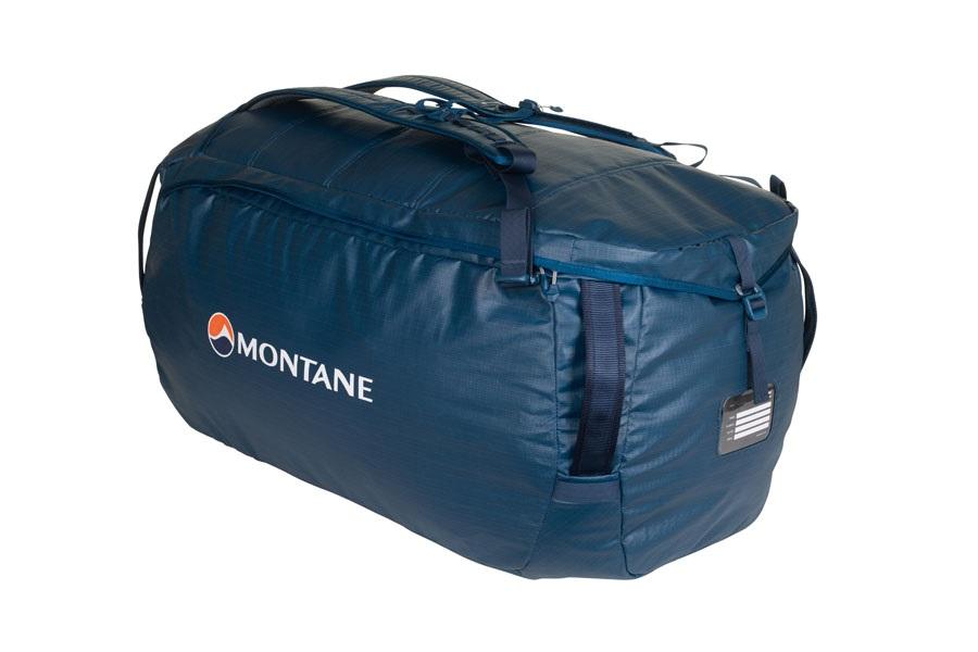 e1c712b94 Montane Transition 95 Duffel Travel Bag, 95L Narwhal Blue