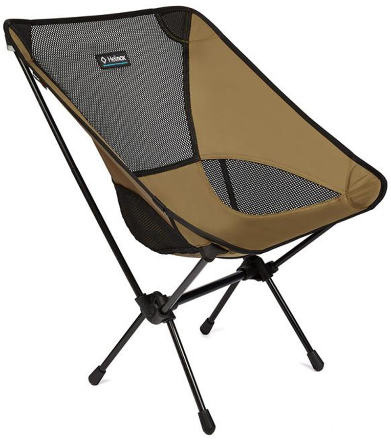 Helinox Chair One Lightweight Compact Camp Chair, Coyote Tan