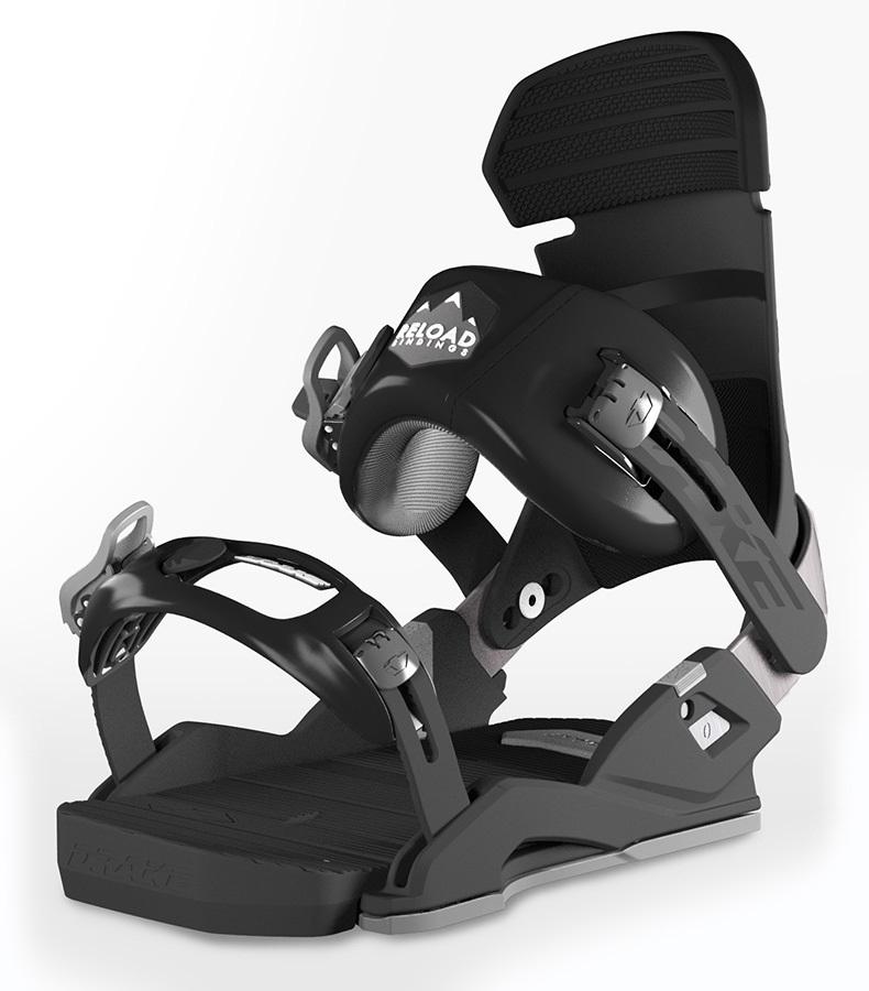 On Sale Drake Reload Risto Snowboard Bindings Up To 50 Off: Drake Reload Snowboard Bindings, M/L Black 2019
