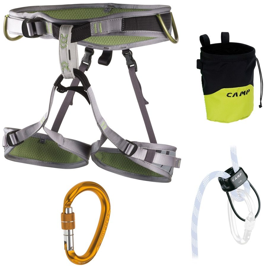 Camp Flint harness kit