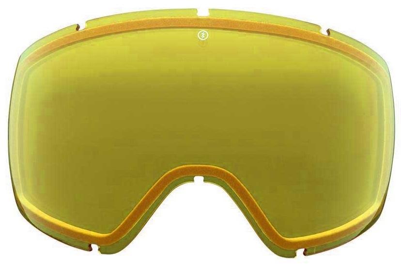 Electric Egg Snowboard/Ski Goggle Spare Lens, Yellow
