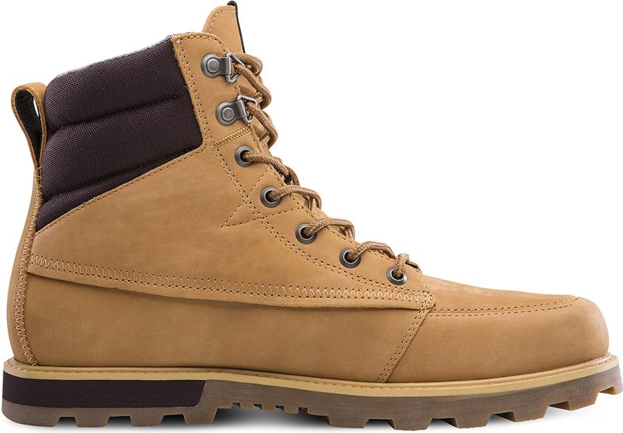 Volcom Sub Zero Men's Winter Boots, UK 6.5 Wheat