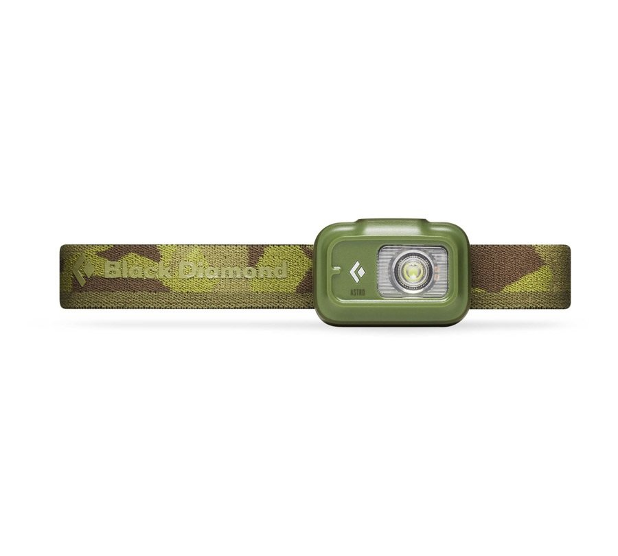 Black Diamond Astro175 Compact LED Headlamp, OS Dark Olive