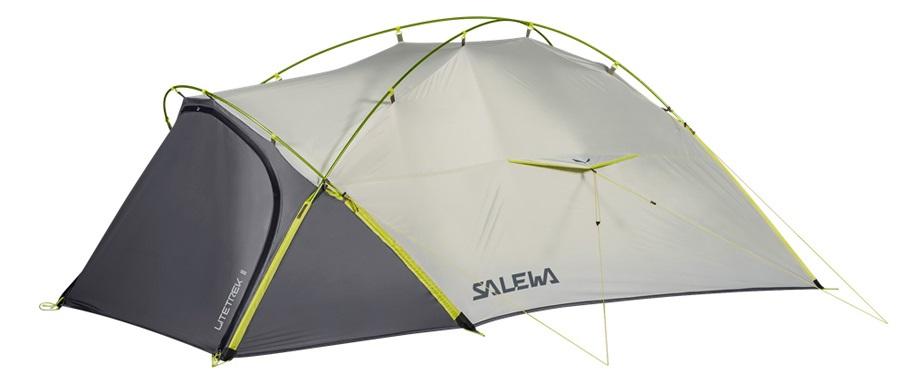 Salewa Litetrek II Tent Lightweight Backpacking Tent, 2 Man Grey